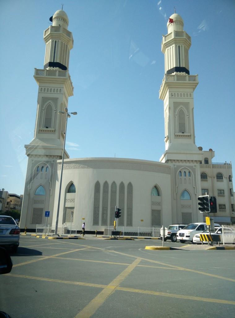 La moschea più grande del Bahrain